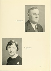 Page 11, 1939 Edition, College High School - La Campanilla Yearbook (Upper Montclair, NJ) online yearbook collection