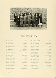 Page 12, 1939 Edition, College High School - La Campanilla Yearbook (Upper Montclair, NJ) online yearbook collection