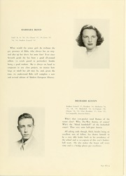 Page 15, 1939 Edition, College High School - La Campanilla Yearbook (Upper Montclair, NJ) online yearbook collection