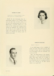 Page 16, 1939 Edition, College High School - La Campanilla Yearbook (Upper Montclair, NJ) online yearbook collection