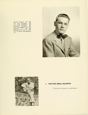 Page 15, 1941 Edition, College High School - La Campanilla Yearbook (Upper Montclair, NJ) online yearbook collection