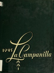 Page 1, 1945 Edition, College High School - La Campanilla Yearbook (Upper Montclair, NJ) online yearbook collection