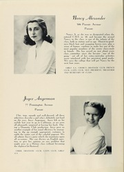 Page 12, 1945 Edition, College High School - La Campanilla Yearbook (Upper Montclair, NJ) online yearbook collection