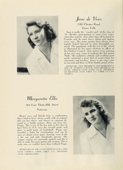 Page 16, 1945 Edition, College High School - La Campanilla Yearbook (Upper Montclair, NJ) online yearbook collection