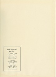 Page 5, 1945 Edition, College High School - La Campanilla Yearbook (Upper Montclair, NJ) online yearbook collection