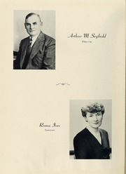 Page 8, 1945 Edition, College High School - La Campanilla Yearbook (Upper Montclair, NJ) online yearbook collection