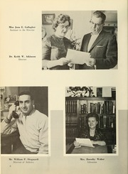 Page 10, 1963 Edition, College High School - La Campanilla Yearbook (Upper Montclair, NJ) online yearbook collection