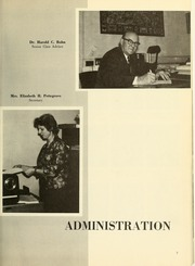 Page 11, 1963 Edition, College High School - La Campanilla Yearbook (Upper Montclair, NJ) online yearbook collection
