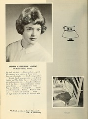 Page 16, 1963 Edition, College High School - La Campanilla Yearbook (Upper Montclair, NJ) online yearbook collection