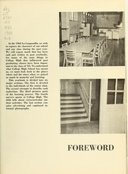 Page 7, 1963 Edition, College High School - La Campanilla Yearbook (Upper Montclair, NJ) online yearbook collection