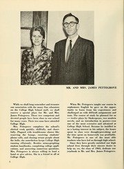 Page 8, 1963 Edition, College High School - La Campanilla Yearbook (Upper Montclair, NJ) online yearbook collection