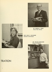 Page 11, 1964 Edition, College High School - La Campanilla Yearbook (Upper Montclair, NJ) online yearbook collection