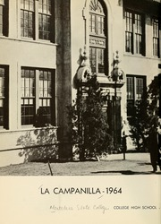 Page 6, 1964 Edition, College High School - La Campanilla Yearbook (Upper Montclair, NJ) online yearbook collection