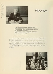 Page 8, 1964 Edition, College High School - La Campanilla Yearbook (Upper Montclair, NJ) online yearbook collection