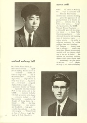 Page 12, 1968 Edition, College High School - La Campanilla Yearbook (Upper Montclair, NJ) online yearbook collection