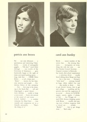 Page 14, 1968 Edition, College High School - La Campanilla Yearbook (Upper Montclair, NJ) online yearbook collection