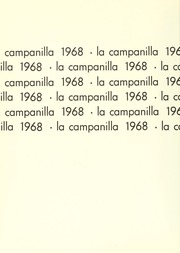 Page 2, 1968 Edition, College High School - La Campanilla Yearbook (Upper Montclair, NJ) online yearbook collection