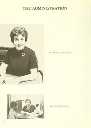Page 8, 1968 Edition, College High School - La Campanilla Yearbook (Upper Montclair, NJ) online yearbook collection