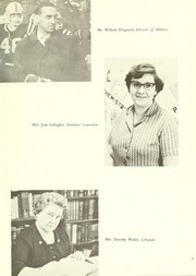 Page 9, 1968 Edition, College High School - La Campanilla Yearbook (Upper Montclair, NJ) online yearbook collection