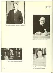 Page 10, 1969 Edition, College High School - La Campanilla Yearbook (Upper Montclair, NJ) online yearbook collection