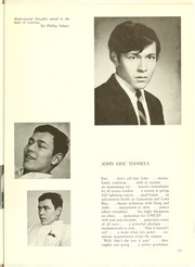 Page 17, 1969 Edition, College High School - La Campanilla Yearbook (Upper Montclair, NJ) online yearbook collection