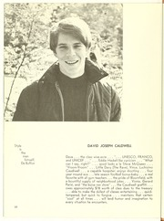 Page 14, 1970 Edition, College High School - La Campanilla Yearbook (Upper Montclair, NJ) online yearbook collection