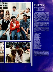 Page 9, 1986 Edition, Leesburg High School - La Torre Yearbook (Leesburg, FL) online yearbook collection