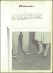 Page 11, 1954 Edition, Norwayne High School - Norview Yearbook (Creston, OH) online yearbook collection