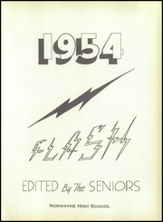 Page 7, 1954 Edition, Norwayne High School - Norview Yearbook (Creston, OH) online yearbook collection
