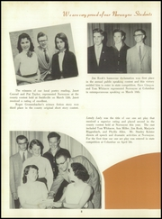 Page 12, 1958 Edition, Norwayne High School - Norview Yearbook (Creston, OH) online yearbook collection