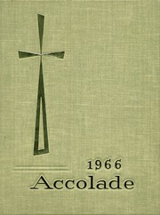 1966 Edition, St Francis de Sales High School - Accolade Yearbook (Toledo, OH)