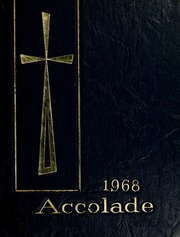 1968 Edition, St Francis de Sales High School - Accolade Yearbook (Toledo, OH)