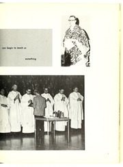 Page 11, 1969 Edition, St Francis de Sales High School - Accolade Yearbook (Toledo, OH) online yearbook collection