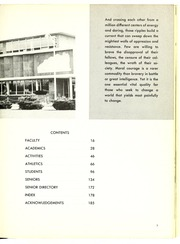 Page 7, 1969 Edition, St Francis de Sales High School - Accolade Yearbook (Toledo, OH) online yearbook collection