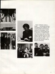 Page 13, 1974 Edition, St Francis de Sales High School - Accolade Yearbook (Toledo, OH) online yearbook collection