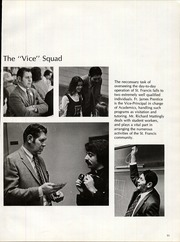 Page 15, 1974 Edition, St Francis de Sales High School - Accolade Yearbook (Toledo, OH) online yearbook collection
