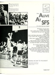 Page 11, 1982 Edition, St Francis de Sales High School - Accolade Yearbook (Toledo, OH) online yearbook collection
