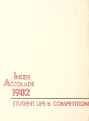 Page 2, 1982 Edition, St Francis de Sales High School - Accolade Yearbook (Toledo, OH) online yearbook collection
