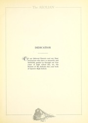 Page 13, 1926 Edition, Garrett High School - Aeolian Yearbook (Garrett, IN) online yearbook collection