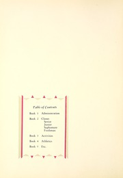 Page 10, 1929 Edition, Garrett High School - Aeolian Yearbook (Garrett, IN) online yearbook collection