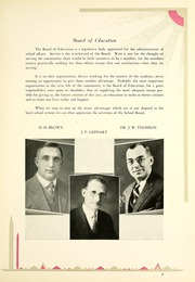 Page 13, 1929 Edition, Garrett High School - Aeolian Yearbook (Garrett, IN) online yearbook collection