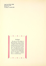Page 8, 1929 Edition, Garrett High School - Aeolian Yearbook (Garrett, IN) online yearbook collection