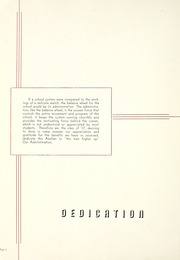 Page 10, 1937 Edition, Garrett High School - Aeolian Yearbook (Garrett, IN) online yearbook collection
