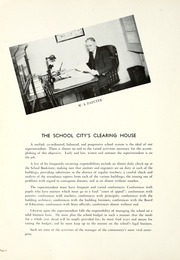 Page 14, 1937 Edition, Garrett High School - Aeolian Yearbook (Garrett, IN) online yearbook collection