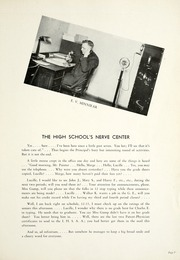 Page 15, 1937 Edition, Garrett High School - Aeolian Yearbook (Garrett, IN) online yearbook collection