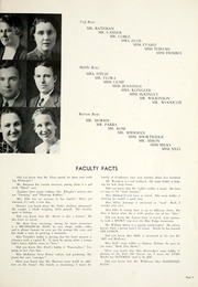 Page 17, 1937 Edition, Garrett High School - Aeolian Yearbook (Garrett, IN) online yearbook collection