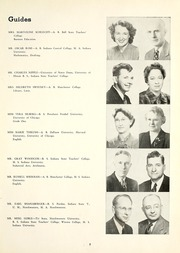 Page 11, 1949 Edition, Garrett High School - Aeolian Yearbook (Garrett, IN) online yearbook collection