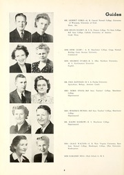 Page 12, 1949 Edition, Garrett High School - Aeolian Yearbook (Garrett, IN) online yearbook collection
