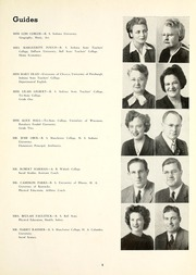 Page 13, 1949 Edition, Garrett High School - Aeolian Yearbook (Garrett, IN) online yearbook collection