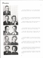 Page 11, 1950 Edition, Garrett High School - Aeolian Yearbook (Garrett, IN) online yearbook collection